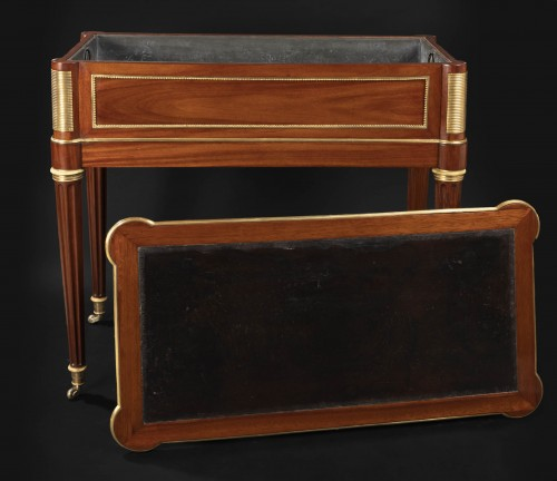 Planter / desk Louis XVI period - Furniture Style Louis XVI