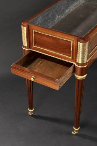 18th century - Planter / desk Louis XVI period