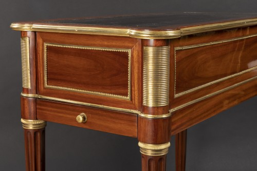 Antiquités - Planter / desk Louis XVI period