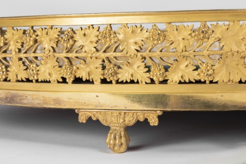 "Table ""surtout"" empire period early XIX° century - Decorative Objects Style Empire"