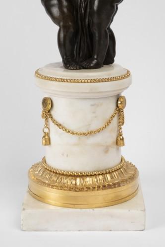 Antiquités - Candelabras Pair Louis 16 period 18th