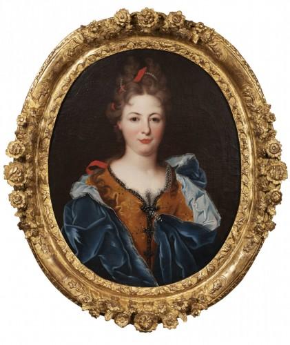 Du Puy 1696 -  late 17th portrait