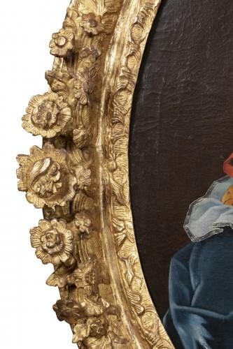 Du Puy 1696 -  late 17th portrait -