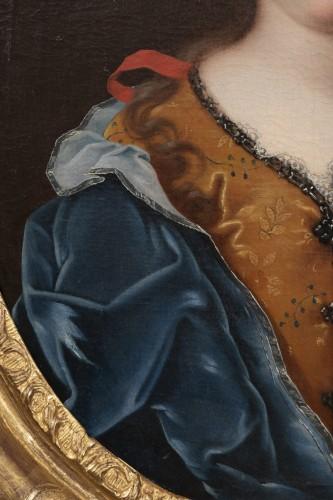 17th century - Du Puy 1696 -  late 17th portrait