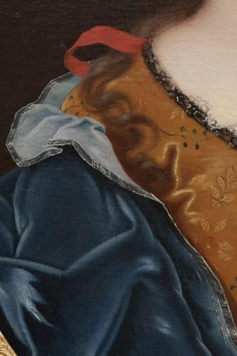 Du Puy 1696 -  late 17th portrait - Louis XIV