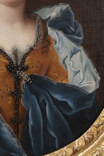 Antiquités - Du Puy 1696 -  late 17th portrait