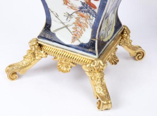 Porcelain & Faience  - Japan porcelain vases pair 18th