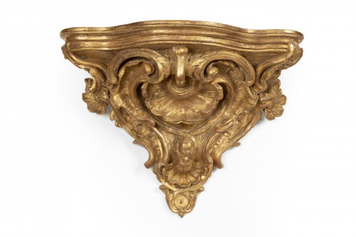 Big mid 18th wall bracket - Louis XV