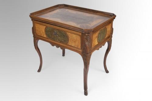 Table by Thomas HACHE circa 1700 - Furniture Style Louis XIV
