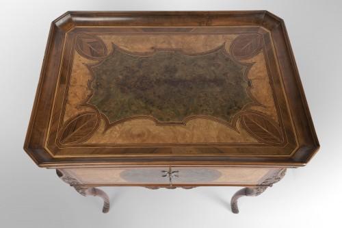 Table by Thomas HACHE circa 1700 -