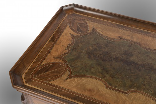 18th century - Table by Thomas HACHE circa 1700