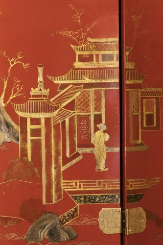 - China screen 19th