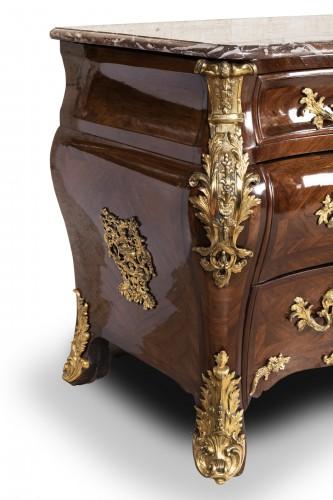 Régence period chest 18th by DOIRAT -