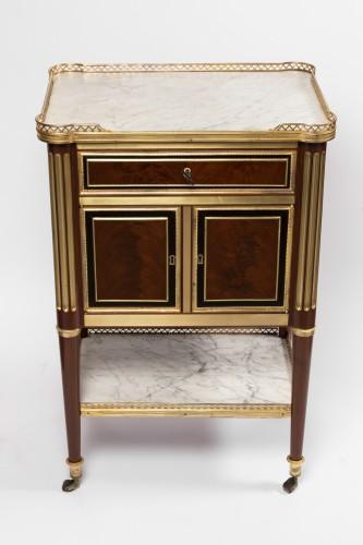 """Table de salon"" Louis XVI period late 18th century - Furniture Style Louis XVI"