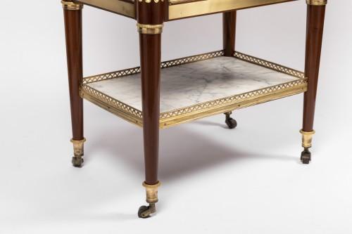 "18th century - ""Table de salon"" Louis XVI period late 18th century"