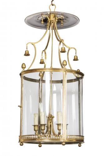 Louis XVI period lantern late 18th century