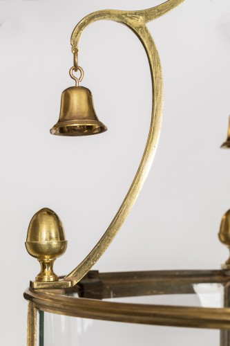 Louis XVI period lantern late 18th century -