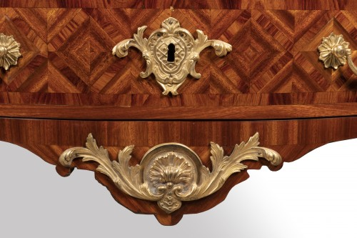 18th century - Régence period chest 18th by CRESSENT