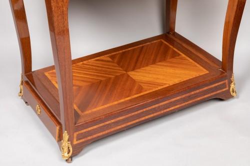 18th century - Amaranth riding table mid 18th century