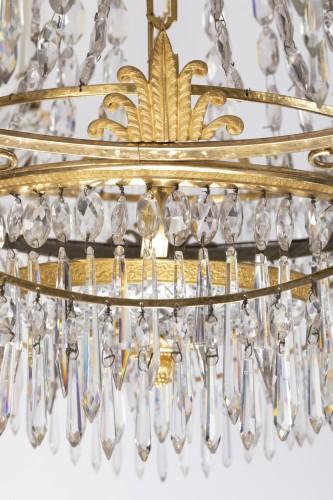 Lighting  - 12 lights chandelier Neoclassical period
