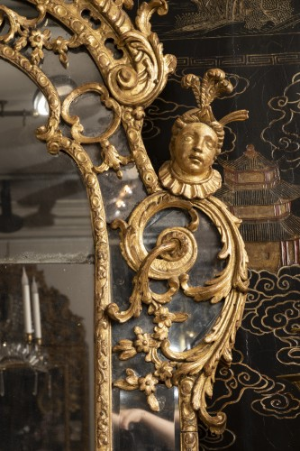 French Régence mirror 18th century -
