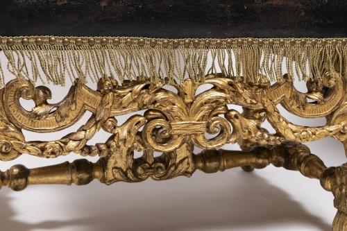 Antiquités - Armchairs pair Louis XIV period circa 1650