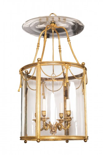Big lantern Louis XVI period late 18th century