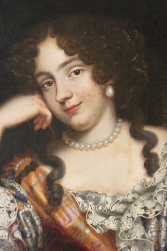 18th century - Portraits - French School early 18th