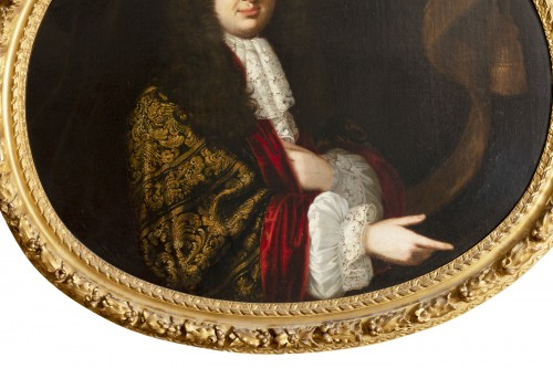 Portraits - French School early 18th - Louis XIV
