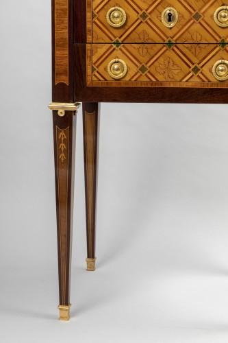 "Furniture  - ""Table de salon"" Louis XVI period late 18th century"