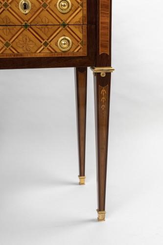 """Table de salon"" Louis XVI period late 18th century -"