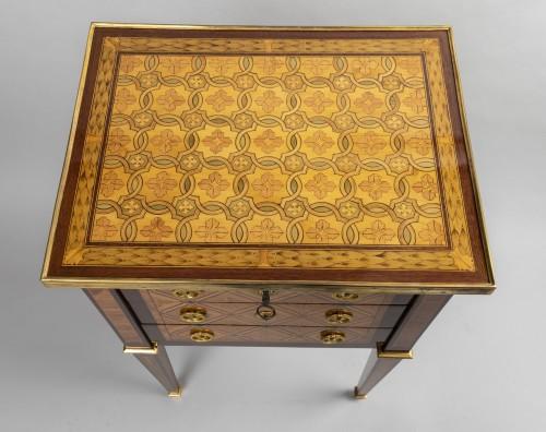 """Table de salon"" Louis XVI period late 18th century - Louis XVI"