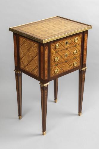 "Louis XVI - ""Table de salon"" Louis XVI period late 18th century"