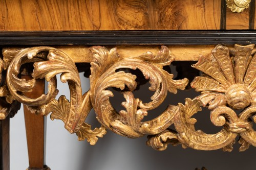 Furniture  - Middle table Louis XIV period late 17th century