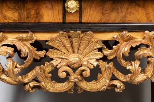 Middle table Louis XIV period late 17th century -