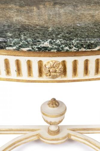 Louis XVI consoles pair late 18th century -