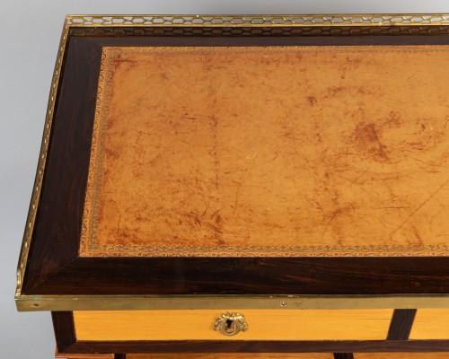 Louis XVI table stamped JF LELEU -