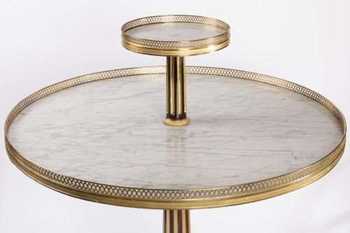 "Furniture  - Directoire ""guéridon"" late 18th century"