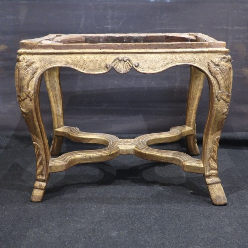 Stools pair Régence period 18th century - Seating Style French Regence