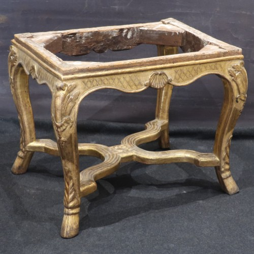 Seating  - Stools pair Régence period 18th century