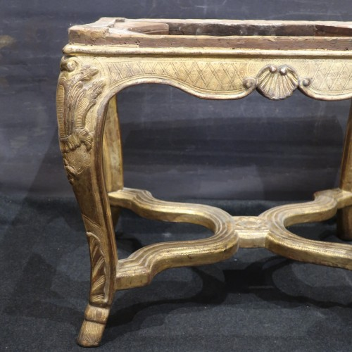 Antiquités - Stools pair Régence period 18th century