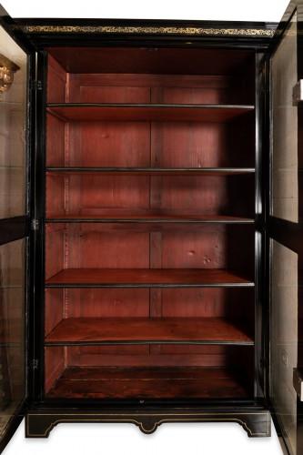 Furniture  - Louis XIV period bibliothèque early 18th century