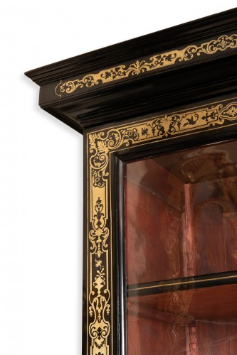 Louis XIV period bibliothèque early 18th century - Louis XIV