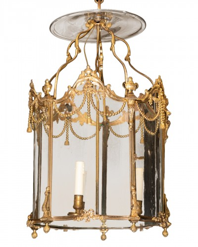 Lantern Transition period 18th century