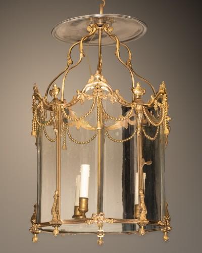 Lantern Transition period 18th century - Lighting Style Transition