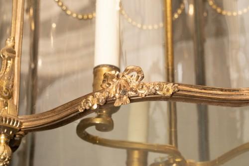 Lantern Transition period 18th century -