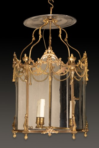 Transition - Lantern Transition period 18th century