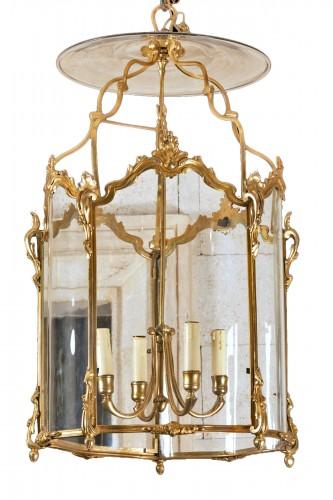 Lantern Louis XV period mid 18th century