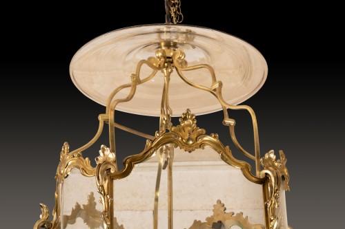 Lighting  - Lantern Louis XV period mid 18th century