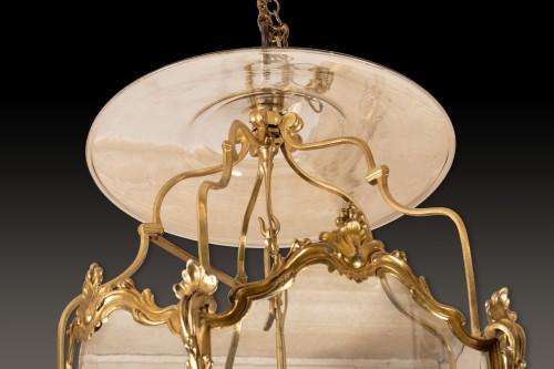 Lantern Louis XV period mid 18th century -